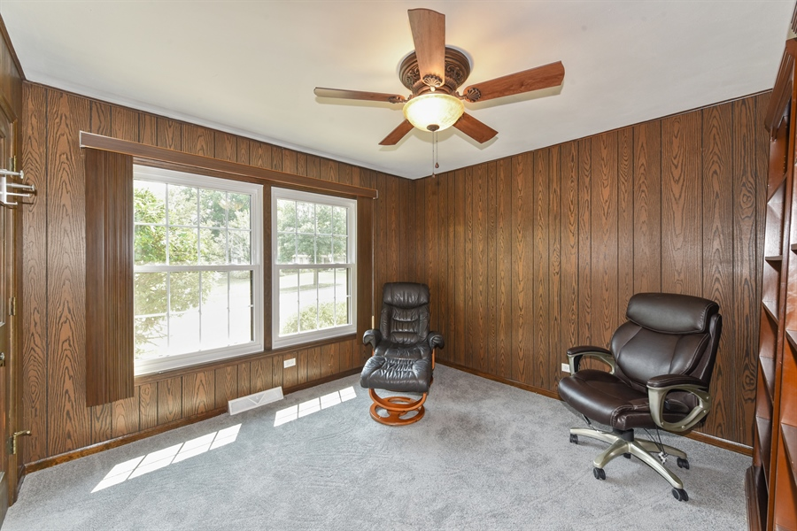 Real Estate Photography - 1212 Barneswood, Downers Grove, IL, 60515 - Den
