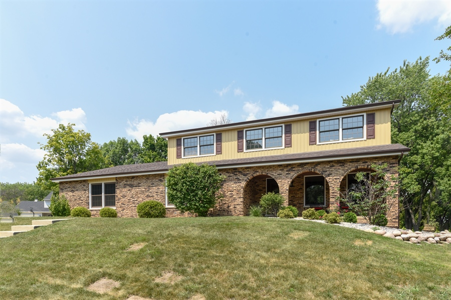 Real Estate Photography - 1212 Barneswood, Downers Grove, IL, 60515 - Front View