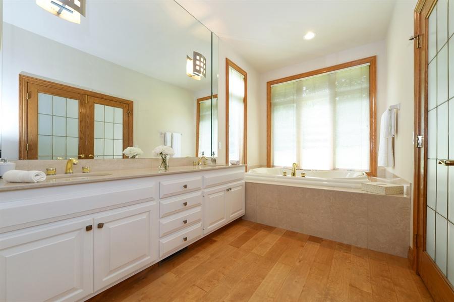 Real Estate Photography - n17w30595 woodland hill drive, delafield, WI, 53018 - Master Bathroom