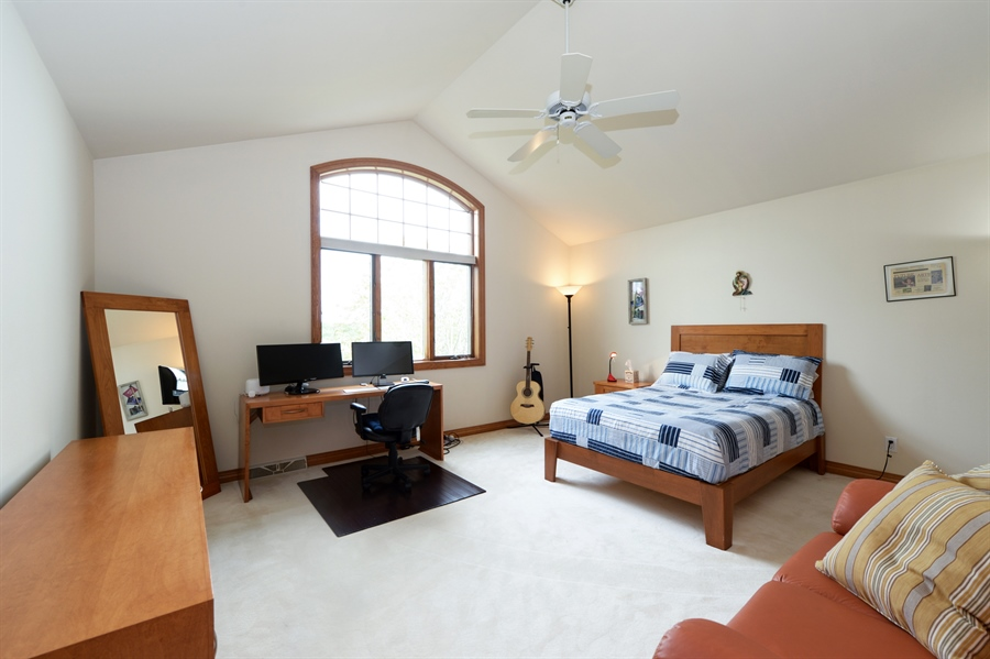Real Estate Photography - n17w30595 woodland hill drive, delafield, WI, 53018 - 2nd Bedroom