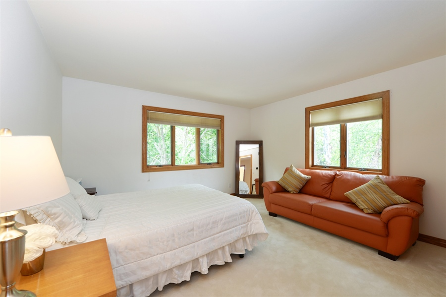 Real Estate Photography - n17w30595 woodland hill drive, delafield, WI, 53018 - 3rd Bedroom