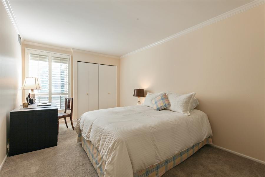 Real Estate Photography - 630 Winnetka Mews, Winnetka, IL, 60093 - 2nd Bedroom