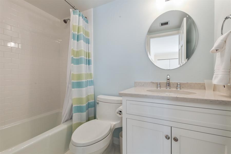 Real Estate Photography - 630 Winnetka Mews, Winnetka, IL, 60093 - 2nd Bathroom