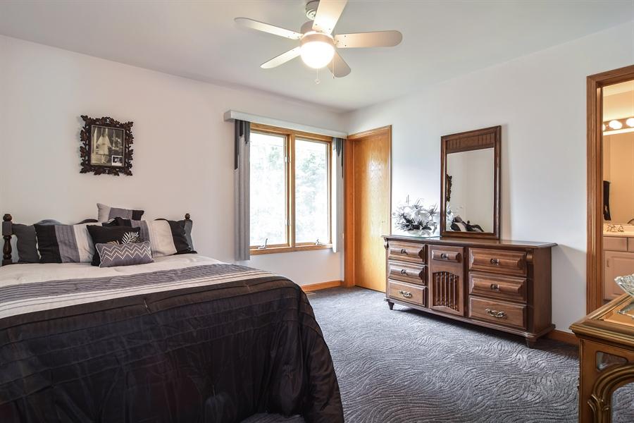 Real Estate Photography - 4N234 Central Ave, Addison, IL, 60101 - 2nd Bedroom