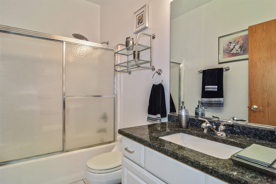 Real Estate Photography - 4N234 Central Ave, Addison, IL, 60101 - Bathroom