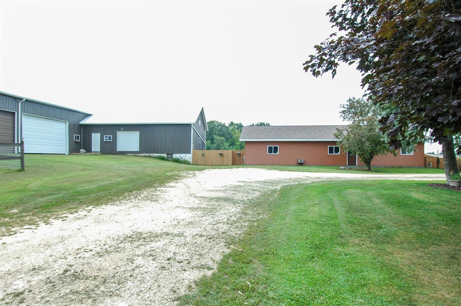 Real Estate Photography - W3839 State Road 33, Horicon, WI, 53032 - Location 2