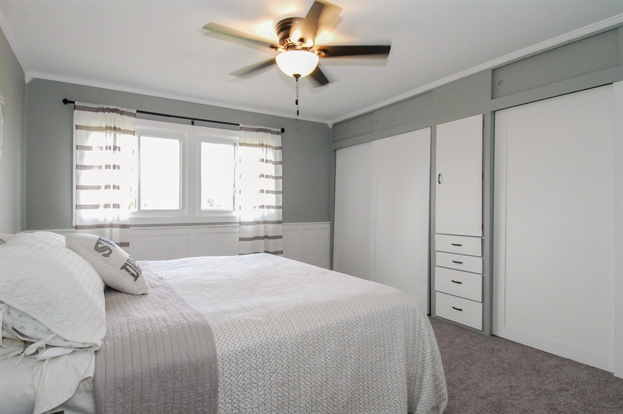 Real Estate Photography - W3839 State Road 33, Horicon, WI, 53032 - Master Bedroom