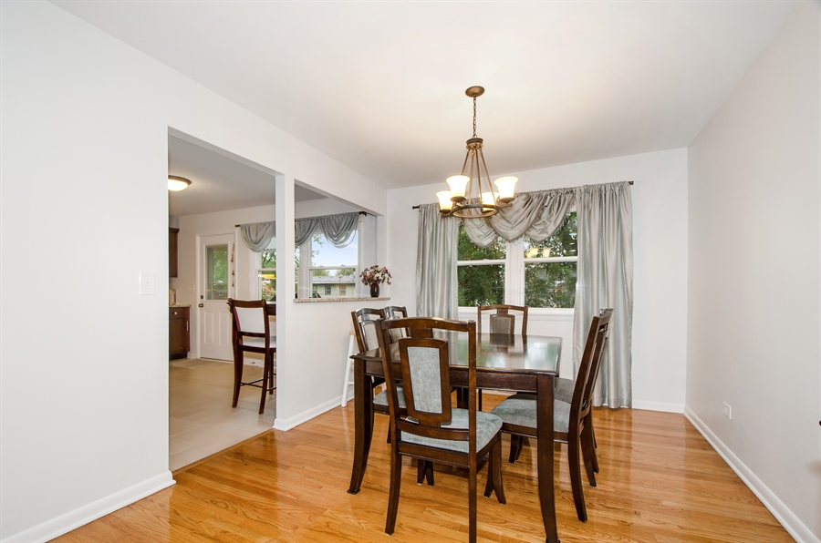Real Estate Photography - 1419 Cypress Dr, Mount Prospect, IL, 60056 - Dining Room