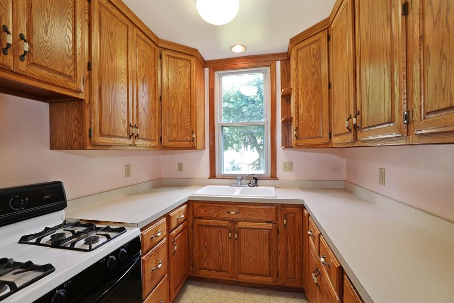 Real Estate Photography - 424 prairie, BEECHER, IL, 60401 - Kitchen
