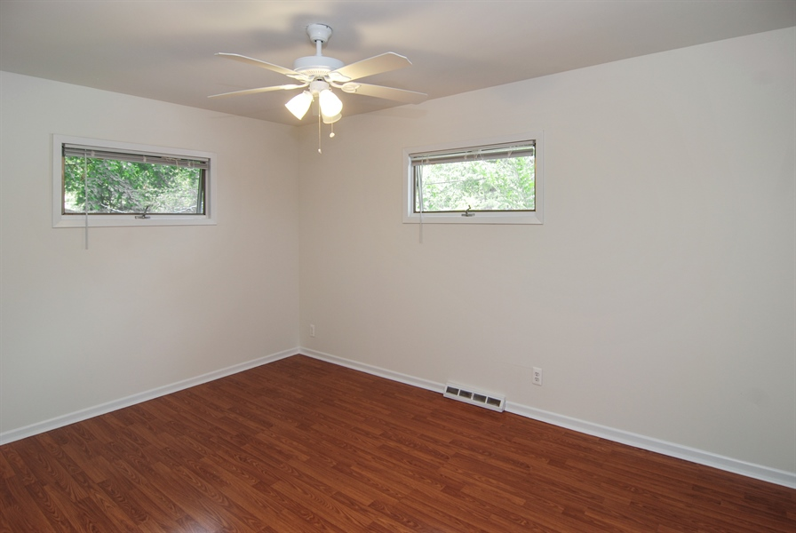 Real Estate Photography - 3438 McCormick Avenue, Brookfield, IL, 60513 - Master Bedroom