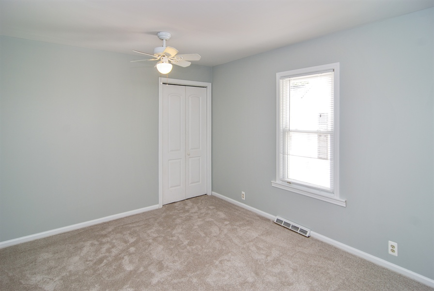 Real Estate Photography - 3438 McCormick Avenue, Brookfield, IL, 60513 - 3rd Bedroom