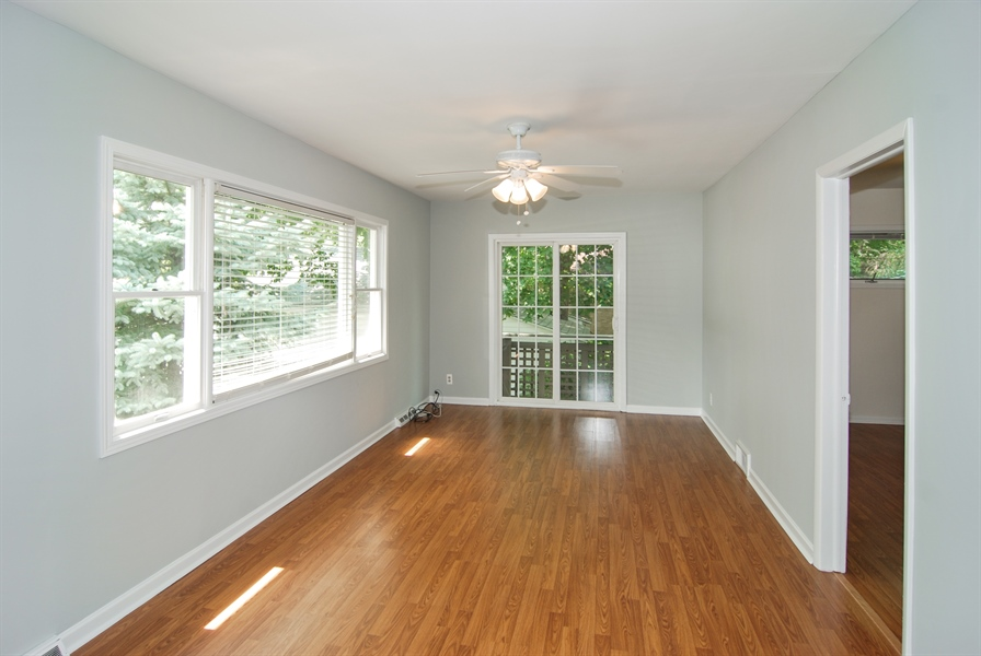 Real Estate Photography - 3438 McCormick Avenue, Brookfield, IL, 60513 - Family Room