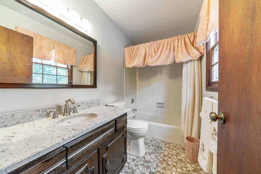 Real Estate Photography - 22W324 Hillcrest Terrace, Medinah, IL, 60157 - Master Bathroom