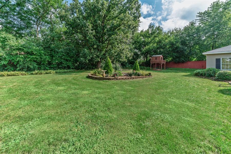 Real Estate Photography - 22W324 Hillcrest Terrace, Medinah, IL, 60157 - Back Yard