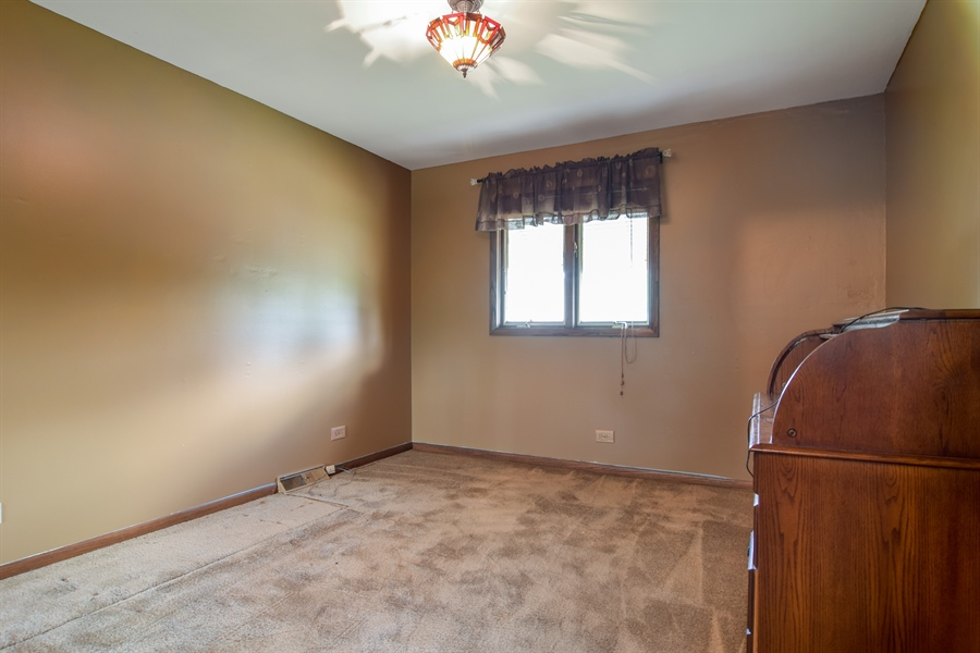 Real Estate Photography - 1241 Central Ave, Bensenville, IL, 60106 - 2nd Bedroom