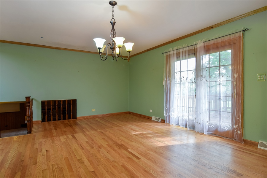 Real Estate Photography - 1241 Central Ave, Bensenville, IL, 60106 - Dining Room
