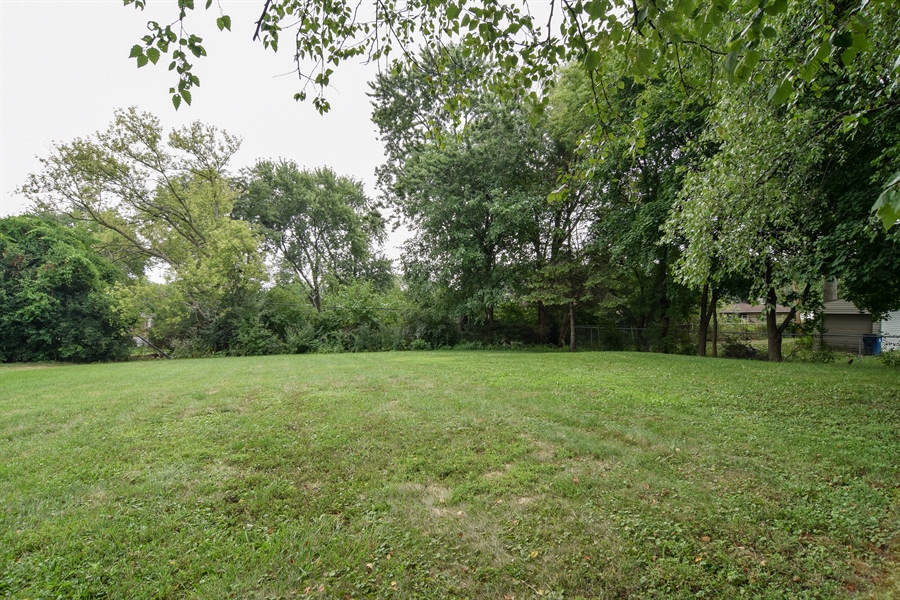 Real Estate Photography - 1241 Central Ave, Bensenville, IL, 60106 - Back Yard