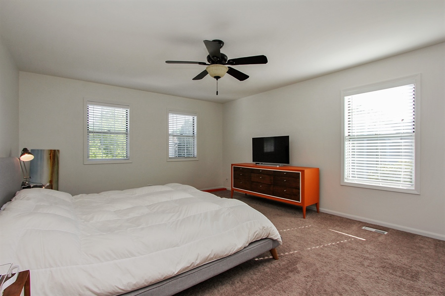 Real Estate Photography - 512 Braemar Ln, Barrington, IL, 60010 - Master Bedroom