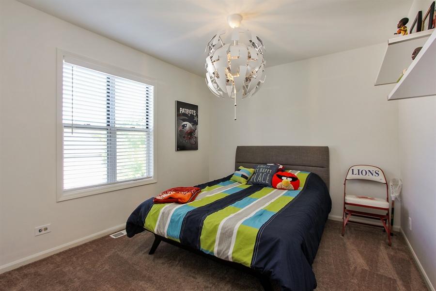 Real Estate Photography - 512 Braemar Ln, Barrington, IL, 60010 - 2nd Bedroom