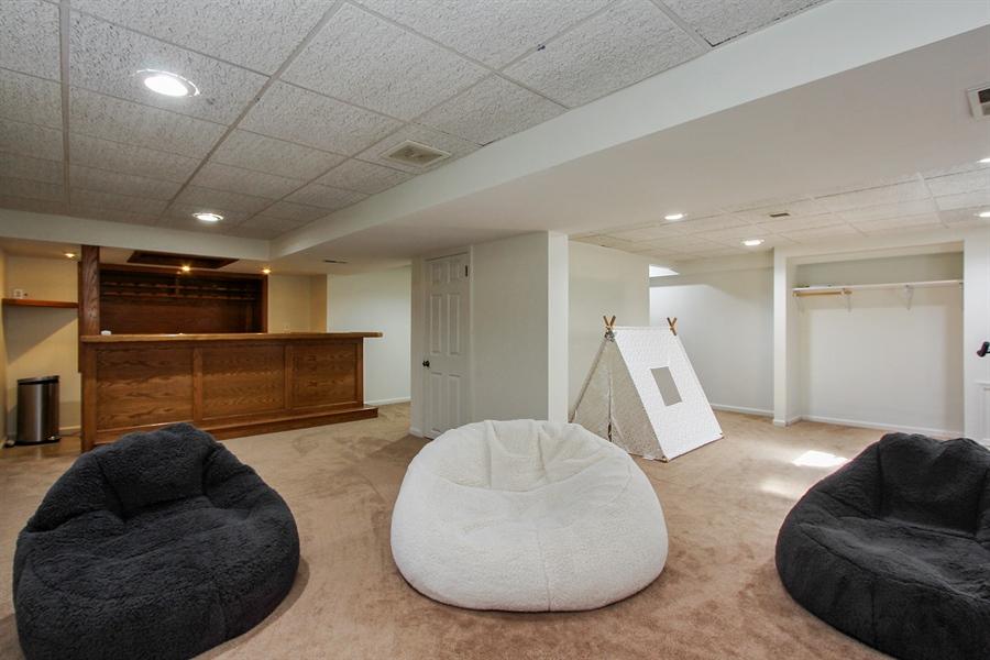 Real Estate Photography - 512 Braemar Ln, Barrington, IL, 60010 - Basement