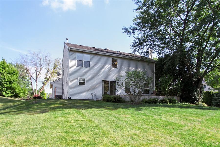 Real Estate Photography - 512 Braemar Ln, Barrington, IL, 60010 - Rear View