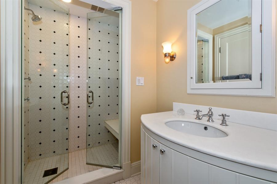 Real Estate Photography - 24 E Scott, Unit 1, Chicago, IL, 60610 - 3rd Bathroom