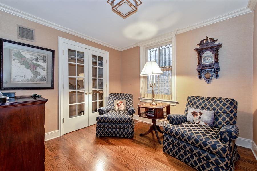 Real Estate Photography - 24 E Scott, Unit 1, Chicago, IL, 60610 - 4th Bedroom