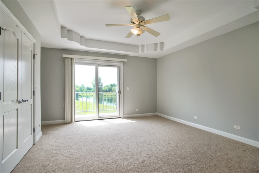 Real Estate Photography - 15 S Meadow, South Barrington, IL, 60010 - 2nd Bedroom