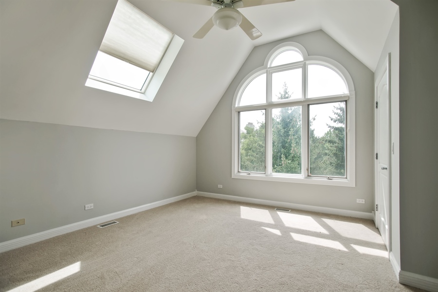 Real Estate Photography - 15 S Meadow, South Barrington, IL, 60010 - 4th Bedroom