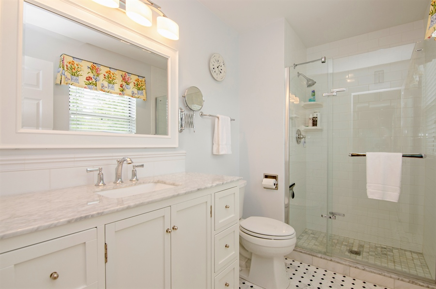 Real Estate Photography - 1159 Stanton Rd, Lake Zurich, IL, 60047 - Master Bathroom