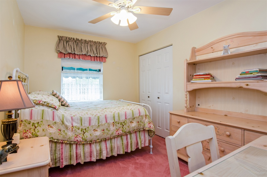 Real Estate Photography - 1159 Stanton Rd, Lake Zurich, IL, 60047 - 2nd Bedroom