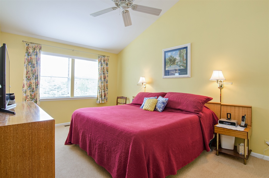 Real Estate Photography - 1159 Stanton Rd, Lake Zurich, IL, 60047 - Master Bedroom