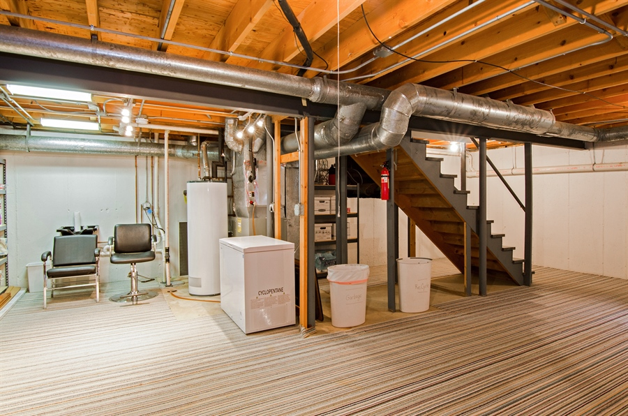 Real Estate Photography - 1159 Stanton Rd, Lake Zurich, IL, 60047 - Basement
