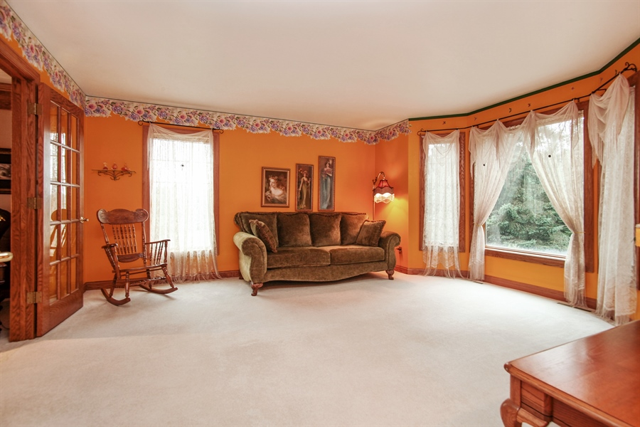 Real Estate Photography - 264 St. Augustine Rd, Colgate, WI, 53017 - Living Room