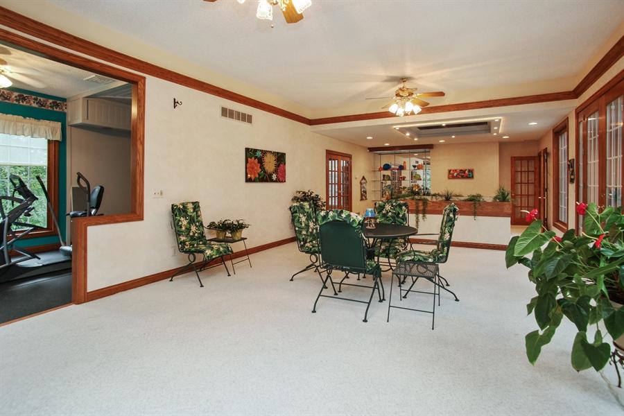 Real Estate Photography - 264 St. Augustine Rd, Colgate, WI, 53017 - Bonus Room