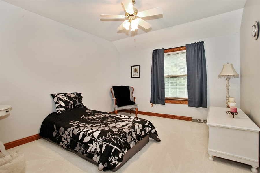 Real Estate Photography - 264 St. Augustine Rd, Colgate, WI, 53017 - Bedroom