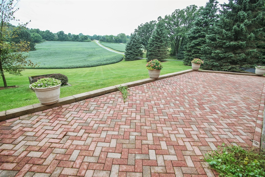 Real Estate Photography - 264 St. Augustine Rd, Colgate, WI, 53017 - Patio