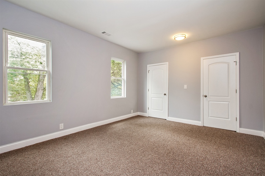 Real Estate Photography - 10138 S Parnell Ave, Chicago, IL, 60628 - Master Bedroom