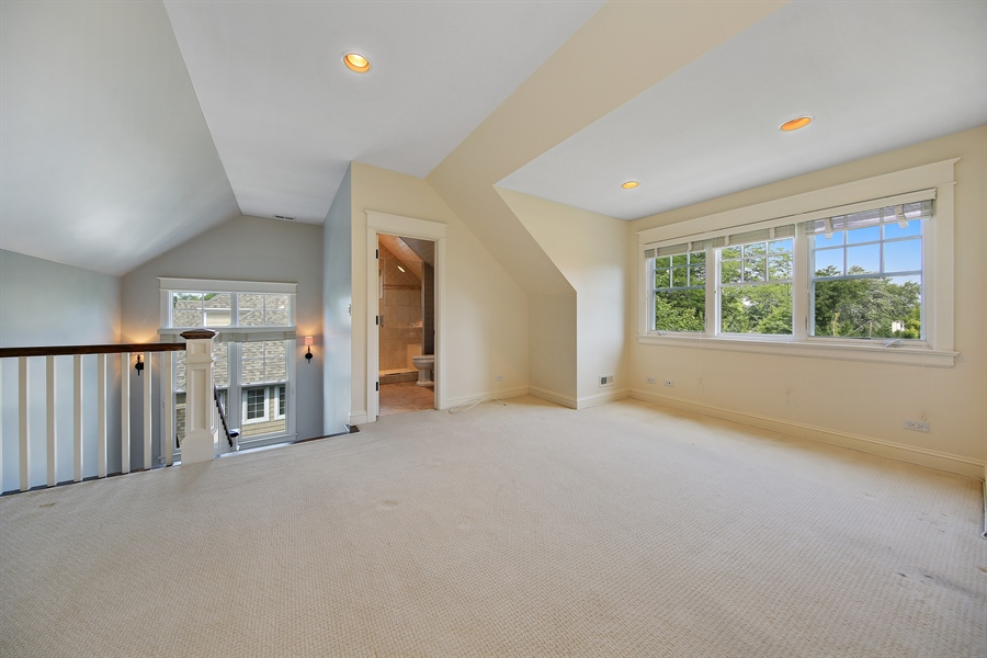 Real Estate Photography - 311 W 9th St, Hinsdale, IL, 60521 - 3rd Level