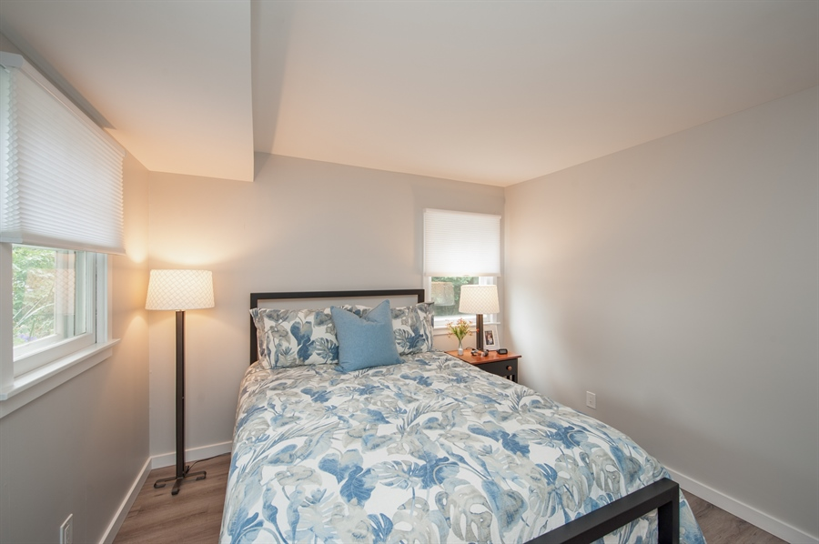 Real Estate Photography - 271 W. Park Drive, Twin Lake, WI, 53181 - Guest Bedroom