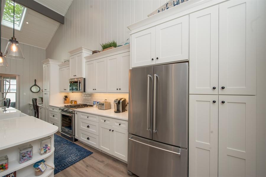Real Estate Photography - 271 W. Park Drive, Twin Lake, WI, 53181 - Kitchen