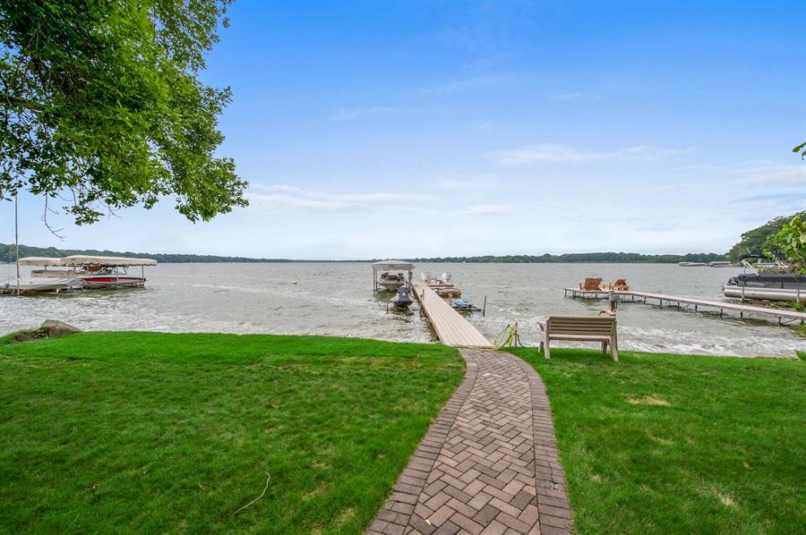 Real Estate Photography - 271 W. Park Drive, Twin Lake, WI, 53181 - Lake View