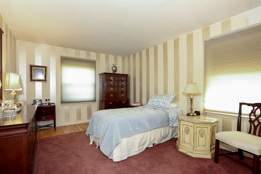 Real Estate Photography - 4234 Linden Ave, Western Springs, IL, 60558 - Master Bedroom