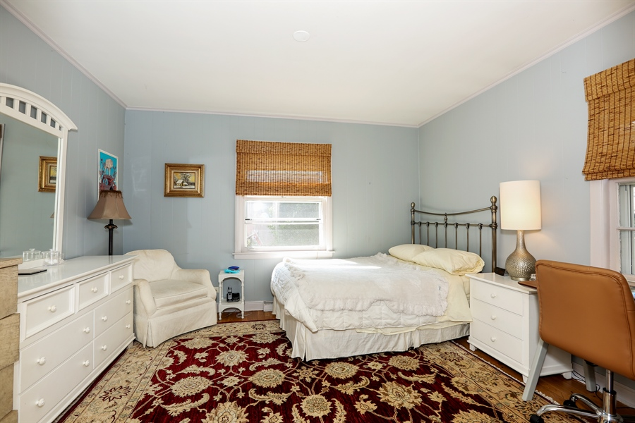 Real Estate Photography - 4234 Linden Ave, Western Springs, IL, 60558 - 2nd Bedroom