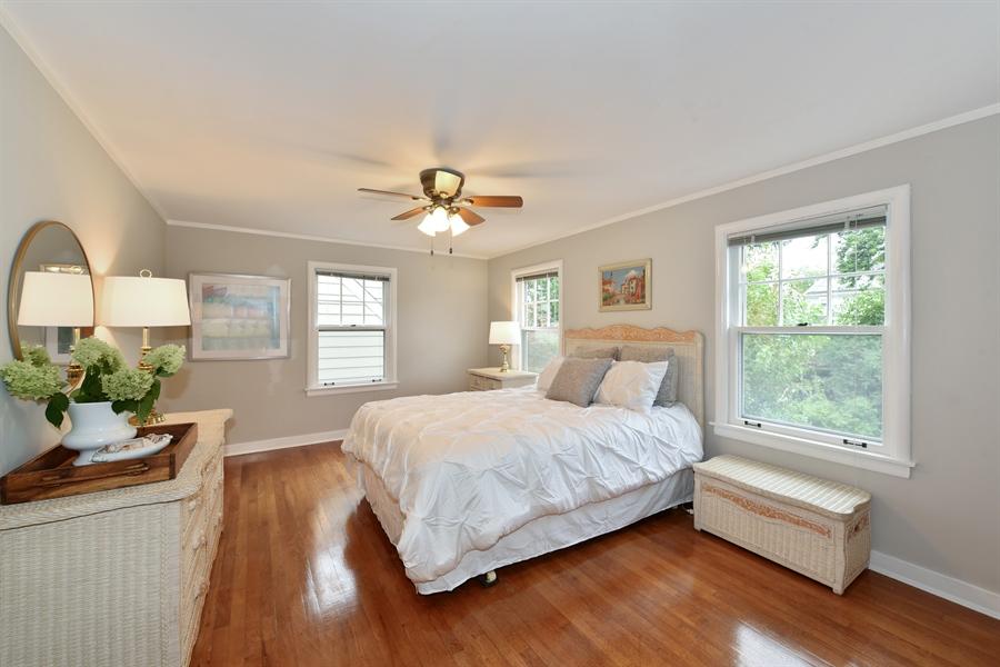 Real Estate Photography - 310 Leitch, La Grange, IL, 60525 - Master Bedroom