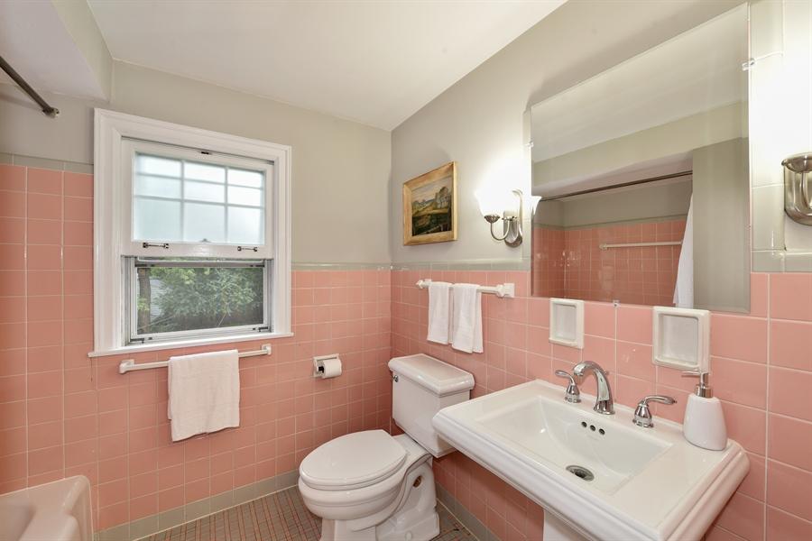 Real Estate Photography - 310 Leitch, La Grange, IL, 60525 - Bathroom