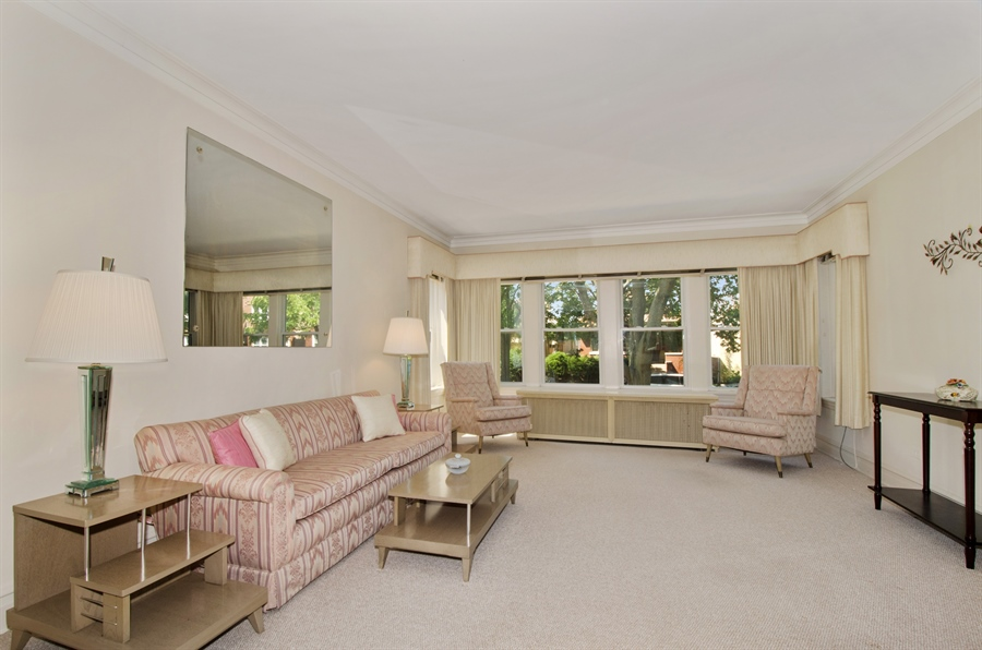 Real Estate Photography - 4247 N. Marmora Ave., Chicago, IL, 60634 - Living Room #1