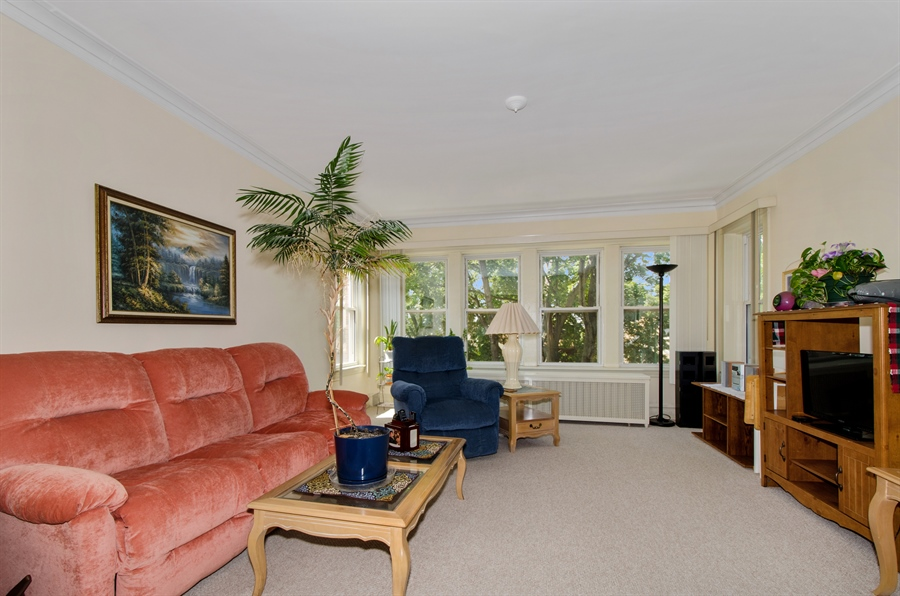 Real Estate Photography - 4247 N. Marmora Ave., Chicago, IL, 60634 - Living Room #2
