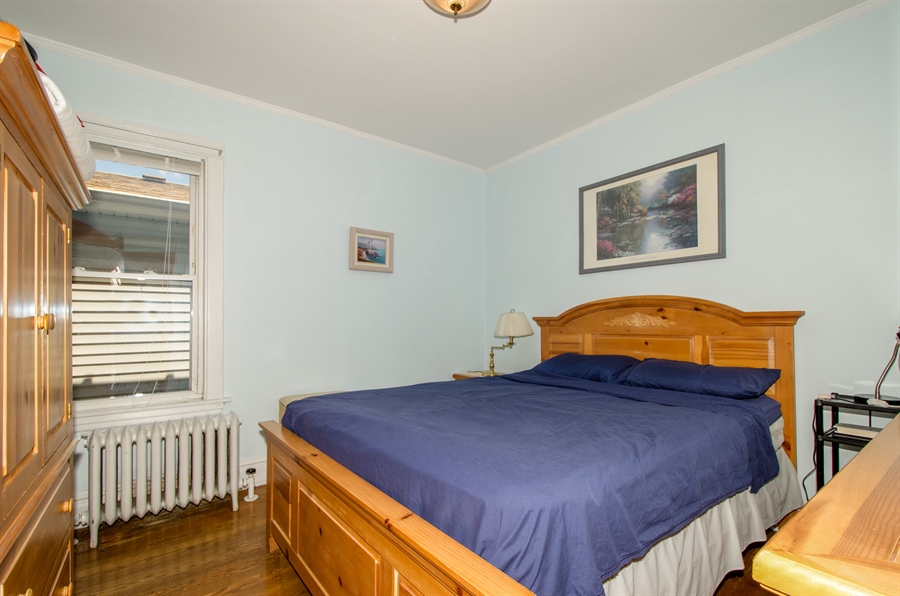 Real Estate Photography - 4247 N. Marmora Ave., Chicago, IL, 60634 - Master Bedroom #2
