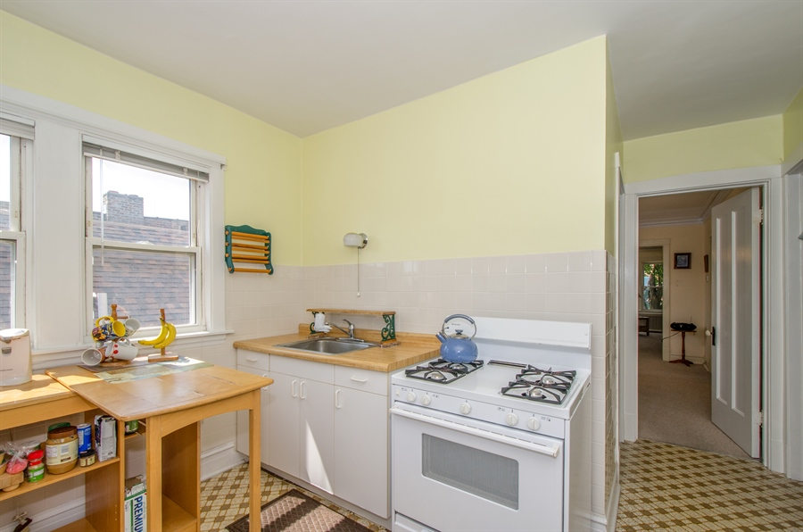 Real Estate Photography - 4247 N. Marmora Ave., Chicago, IL, 60634 - Kitchen #2